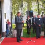 Župan občine Mozirje Ivan Suhoveršnik