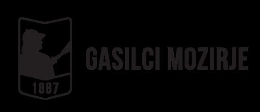 S ponosom predstavljamo novi logotip, avtorsko delo naše sokrajanke Tjaše Plesec in njenega partnerja Ernesta Viderja. Gasilec, ki brizga vodo iz ročnika, je stilizirana podoba z našega prapora, 1887 pa je letnica začetka organiziranega gasilstva v Mozirju. Vse skupaj je upodobljeno v obliki zaobljene značke, kakršne podeljujejo gasilcem za razne gasilske specialnosti.